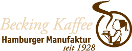Becking Kaffeemanufaktur-Logo